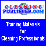 Cleaning Publisher Trainin Materials